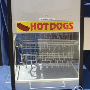 Hotdogmachine 2