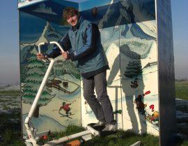 alpineskien