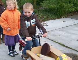 mini bakfiets #1