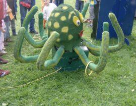 octopus #4