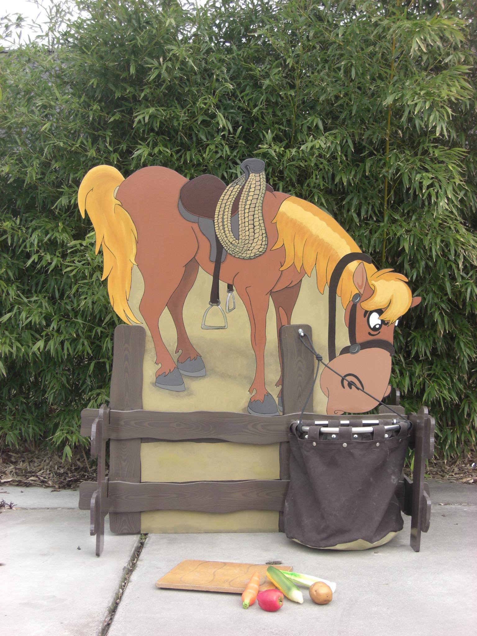 Paard Voeren
