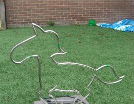 Bibberspiraal Paard 2