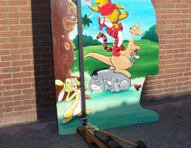 kop van jut 2m. winnie the pooh #2