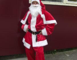 kostuum kerstman