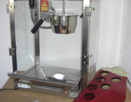 popcornmachine nieuw