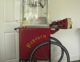 popcornwagen deco