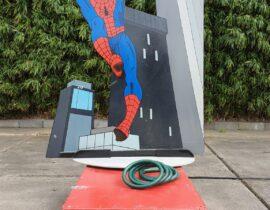 Spiderman ringwerpen II 1