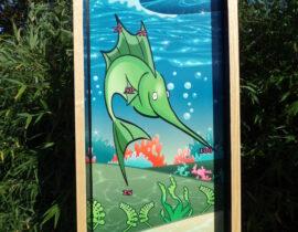 Zwaardvisschieten (1)