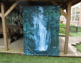 decordoek waterval