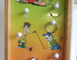 golfbal ringgooien