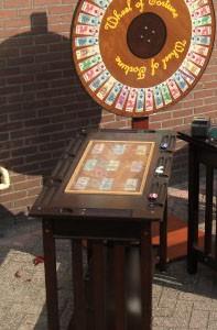 wheel of fortune midi