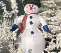 sneeuwpop 1,80m