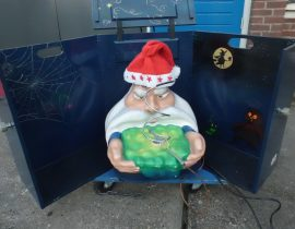 Bibber Kerstman