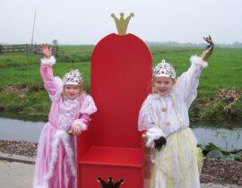 prinsessenstoel #1