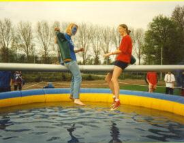 zwembad met buis #2
