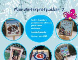 Mini-winterpretpakket 2