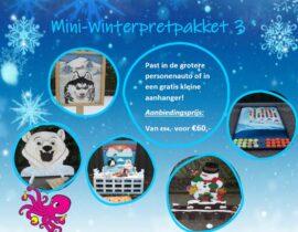 Mini-winterpretpakket 3